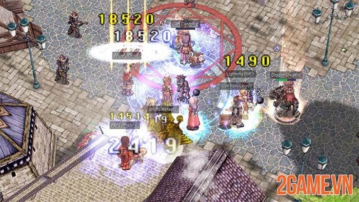 Trải nghiệm Ragnarok Online - Hoài niệm tưởng như tắt lại tiếp tục cháy 2