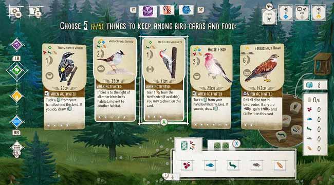 Wingspan – Game thẻ bài tạo cơ hội thể hiện đẳng cấp chơi chim chuyên nghiệp