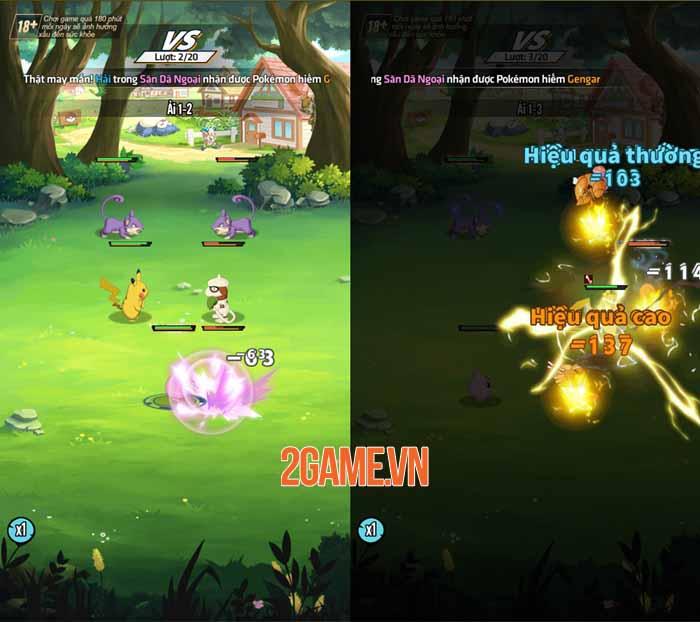 Trải nghiệm Siêu Thần Thú Mobile: Thế giới Pokemon quen thuộc và nhiều niềm vui 4