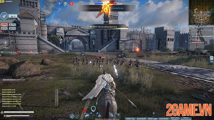 Blood of Steel - Game chiến thuật quy tụ chiến tướng tự cổ chí kim 1