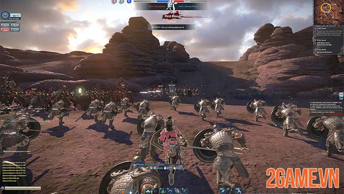 Blood of Steel - Game chiến thuật quy tụ chiến tướng tự cổ chí kim 2