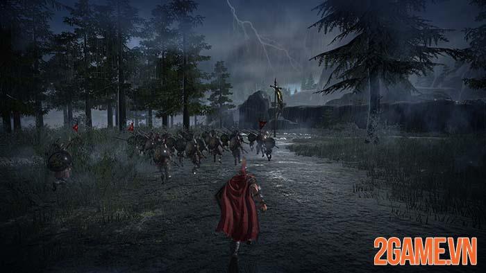 Blood of Steel - Game chiến thuật quy tụ chiến tướng tự cổ chí kim 4