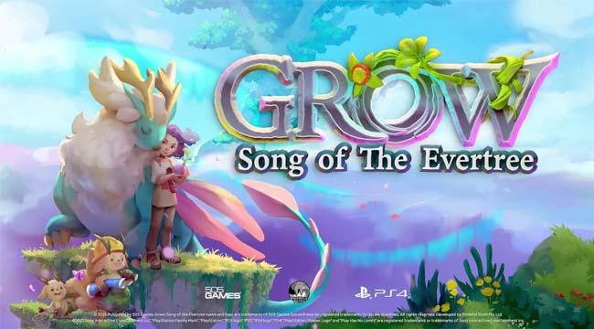 Grow: Song of the Evertree – Thế giới mở như mơ dành cho game thủ PC
