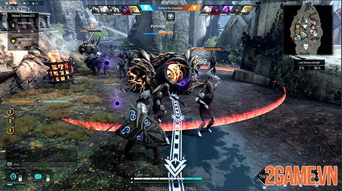 Kingshunt - Game hành động kết hợp Tower Defense hấp dẫn 2