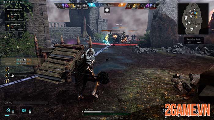 Kingshunt - Game hành động kết hợp Tower Defense hấp dẫn 1