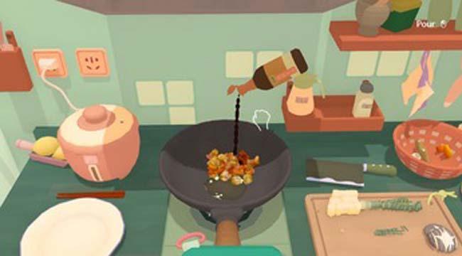 Nainai's recipe – Game giả lập nấu ăn dành cho game thủ đảm việc nhà
