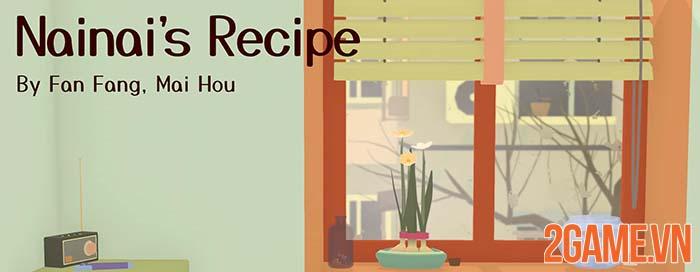 Nainai's recipe - Game giả lập nấu ăn dành cho game thủ đảm việc nhà 0