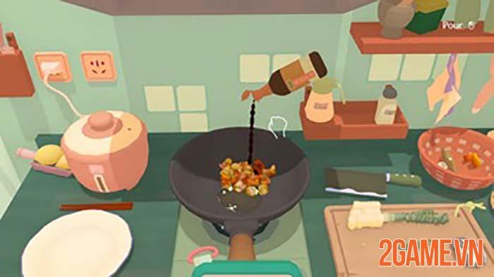 Nainai's recipe - Game giả lập nấu ăn dành cho game thủ đảm việc nhà 1