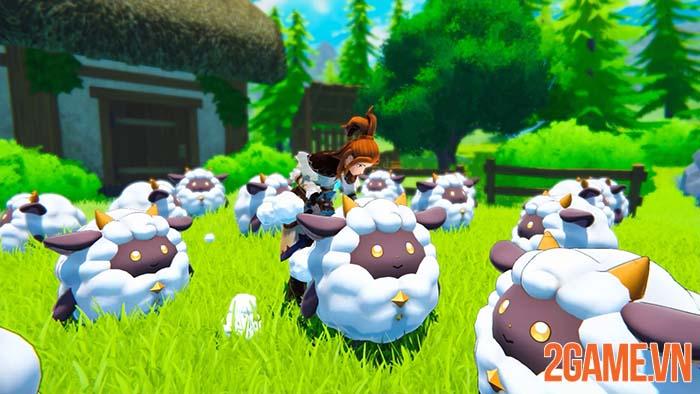 Palworld - Khi Pokemon bắt đầu làm quen súng đạn trong game sinh tồn 0