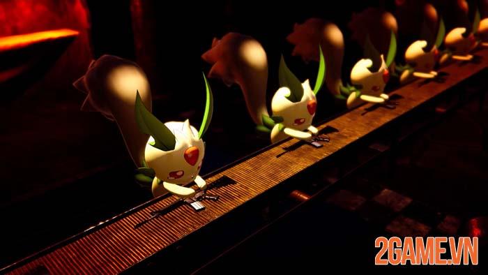Palworld - Khi Pokemon bắt đầu làm quen súng đạn trong game sinh tồn 7