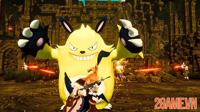 Palworld - Khi Pokemon bắt đầu làm quen súng đạn trong game sinh tồn 5