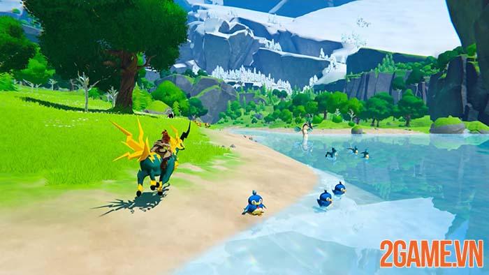 Palworld - Khi Pokemon bắt đầu làm quen súng đạn trong game sinh tồn 3