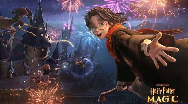 Harry Potter: Magic Awakened – Trở thành học sinh của Trường Phù thủy sắp ra mắt toàn cầu