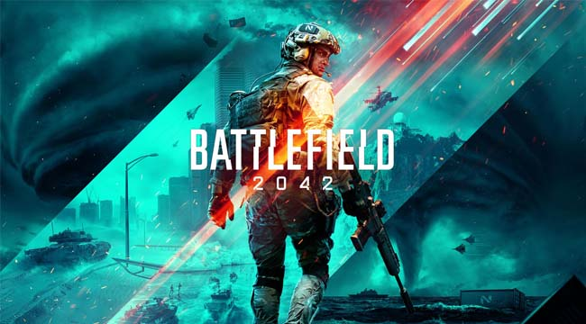Battlefield 2042 bom tấn FPS chính thức lộ diện trước thềm E3 2021