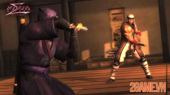 Ninja Gaiden - Game hành động nổi tiếng Console chính thức ra mắt PC 0