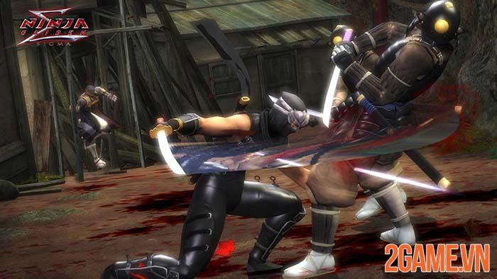Ninja Gaiden - Game hành động nổi tiếng Console chính thức ra mắt PC 2