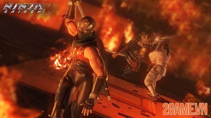 Ninja Gaiden - Game hành động nổi tiếng Console chính thức ra mắt PC 1