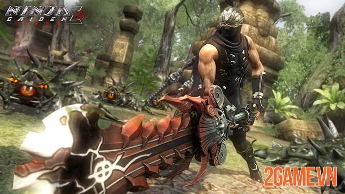 Ninja Gaiden - Game hành động nổi tiếng Console chính thức ra mắt PC 4