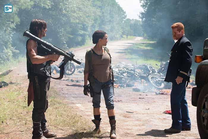 """Cú bắt tay lịch sử"" giữa State of Survival và The Walking Dead 3"
