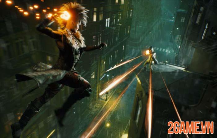 Bloodhunt - Game sinh tồn nhập vai ma cà rồng cực chất sẽ ra mắt 7/2021 3