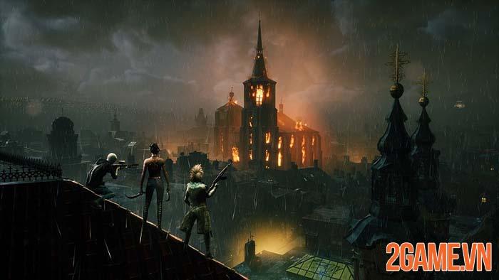 Bloodhunt - Game sinh tồn nhập vai ma cà rồng cực chất sẽ ra mắt 7/2021 1