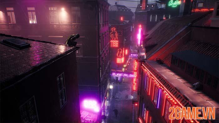 Bloodhunt - Game sinh tồn nhập vai ma cà rồng cực chất sẽ ra mắt 7/2021 2