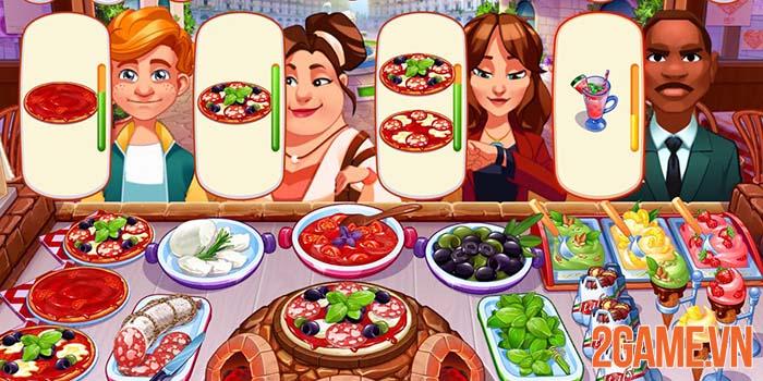 Cooking Craze - Game mobile gọn nhẹ giúp game thủ tìm hiểu ẩm thực 1