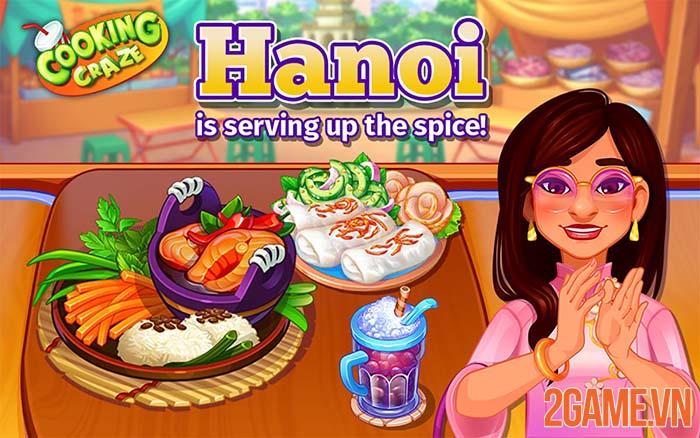 Cooking Craze - Game mobile gọn nhẹ giúp game thủ tìm hiểu ẩm thực 2