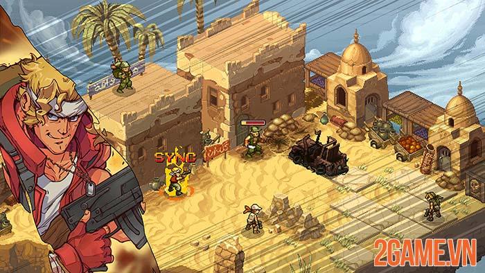 Metal Slug Tactics - Góc nhìn chiến thuật về game kinh điển Rambo lùn 2
