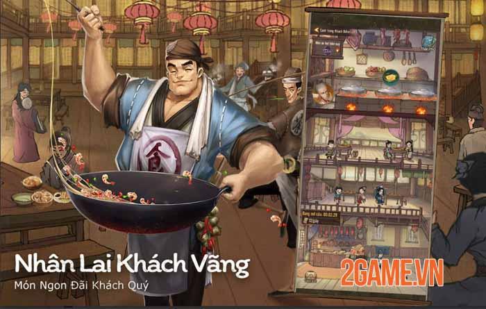 Gọi Ta Đại Chưởng Quỹ - Game mô phỏng kinh doanh thương chiến thời cổ độc đáo 2