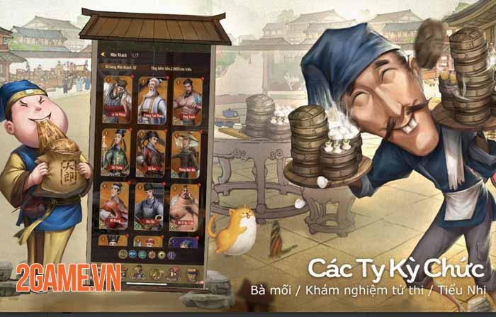 Gọi Ta Đại Chưởng Quỹ - Game mô phỏng kinh doanh thương chiến thời cổ độc đáo 5