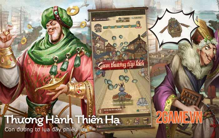 Gọi Ta Đại Chưởng Quỹ - Game mô phỏng kinh doanh thương chiến thời cổ độc đáo 4