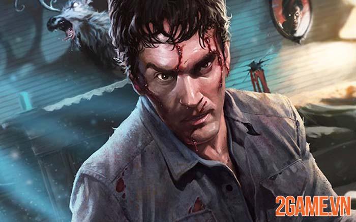 Evil Dead: The Game - Diệt quỷ trong bom tấn kinh điển thập niên 80 0