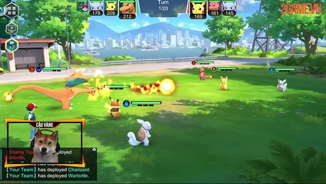Trải nghiệm Bảo Bối Huyền Thoại Gosu – Game mobile thi đấu Pokemon thế hệ mới