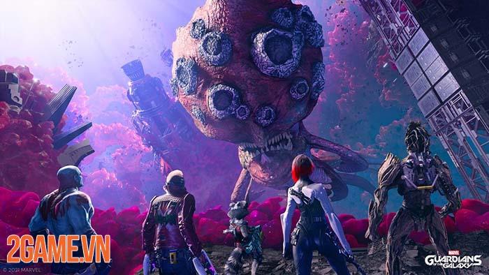Marvel's Guardians of the Galaxy - Phiêu lưu cùng