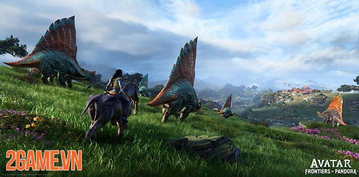 Avatar: Frontiers of Pandora - Bom tấn Steven Spielberg tái ngộ game thủ 0