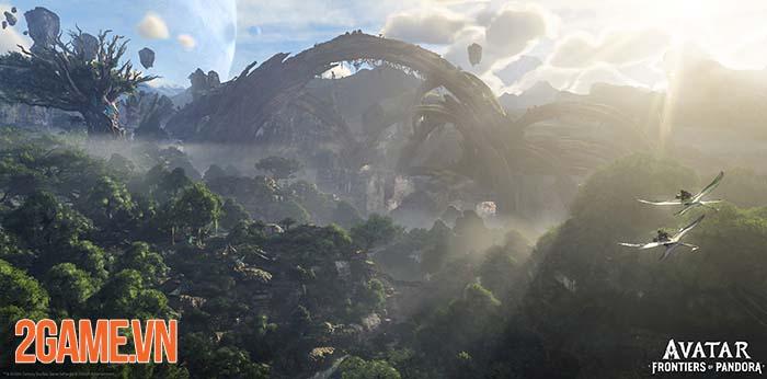 Avatar: Frontiers of Pandora - Bom tấn Steven Spielberg tái ngộ game thủ 2