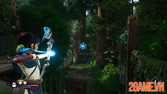 Kena: Bridge of Spirits - Bom tấn hứa hẹn thay thế Genshin Impact trên PC 5