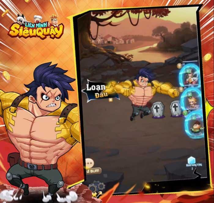 Luffy chính thức xuất trận, đồng hành cùng các dân chơi Liên Minh Siêu Quậy 3