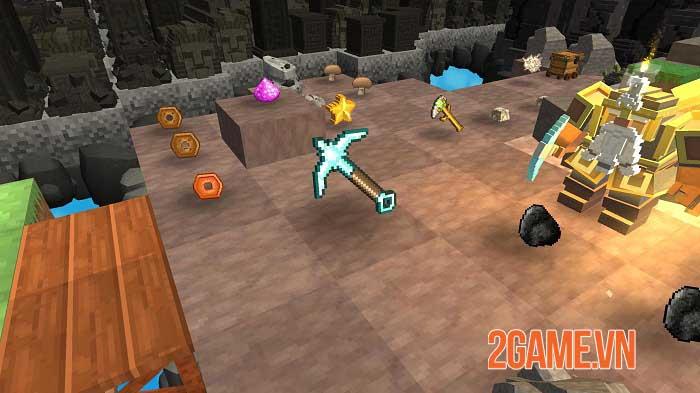 MergeCrafter - Game giải câu đố và học các cơ chế ma thuật hợp nhất độc đáo 1