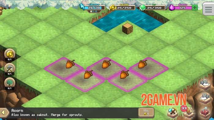 MergeCrafter - Game giải câu đố và học các cơ chế ma thuật hợp nhất độc đáo 7