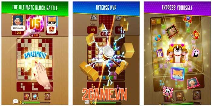 Woody Battle 2 - Multiplayer mang đến những trận PVP vô cùng kịch tính 1