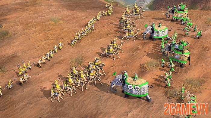 Age of Empire 4 chốt sổ ngày ra mắt sau 16 năm chờ đợi của game thủ 4