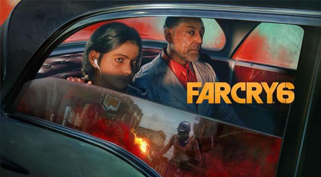 Far Cry 6 đem âm nhạc và phong cách cuồng loạn đến sự kiện E3 2021