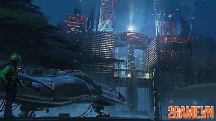 Starfield - Dự án game đầy tham vọng của liên minh Microsoft - Bethesda 1