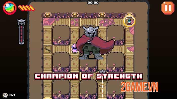 MAZEMAN - Game chạy mê cung đồ họa pixel lấy cảm hứng từ Pac-man 4