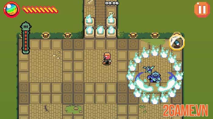 MAZEMAN - Game chạy mê cung đồ họa pixel lấy cảm hứng từ Pac-man 5