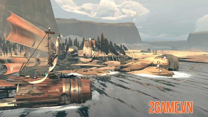 FAR: Change Tides - Game phiêu lưu hậu khải huyền sẽ ra mắt mobile cuối năm nay 1