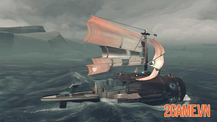 FAR: Change Tides - Game phiêu lưu hậu khải huyền sẽ ra mắt mobile cuối năm nay 3