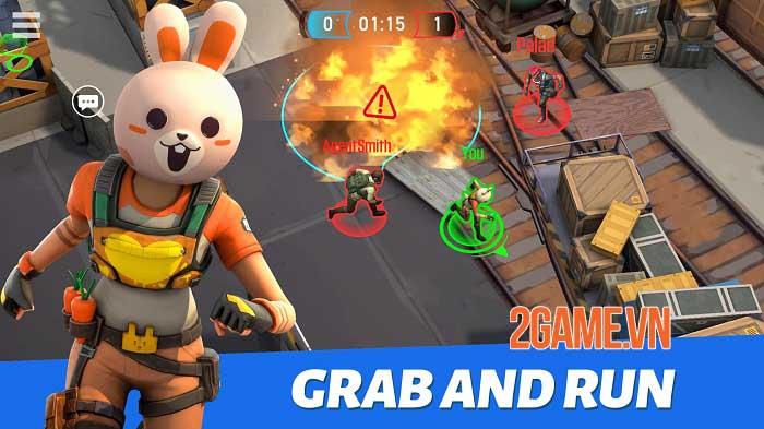 Outfire - Game bắn súng 4v4 tiết tấu nhanh, hiệu ứng đơn giản mà tinh tế 3